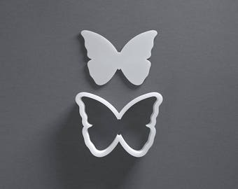Butterfly cookie cutter, 3D printed