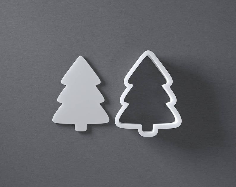 Christmas Tree Cookie Cutter Xmas Tree Christmas Cookies