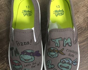 Teenage Mutant Ninja Turtle Sneakers