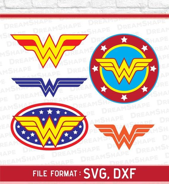 Wonder Woman Svg Super Heroes Svg Files Super Hero Cricut Etsy