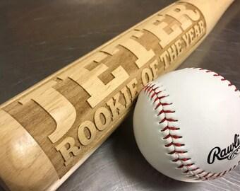 Custom baseball bat | Etsy