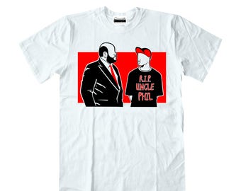 064f48b29456 Uncle Phil - White T-shirt To Match Retro Air Jordan 4s IV Levis NRG Denim 11  Win Like 96 Gym Red XI 5 Suede Low ie Fresh Prince Of Bel Air