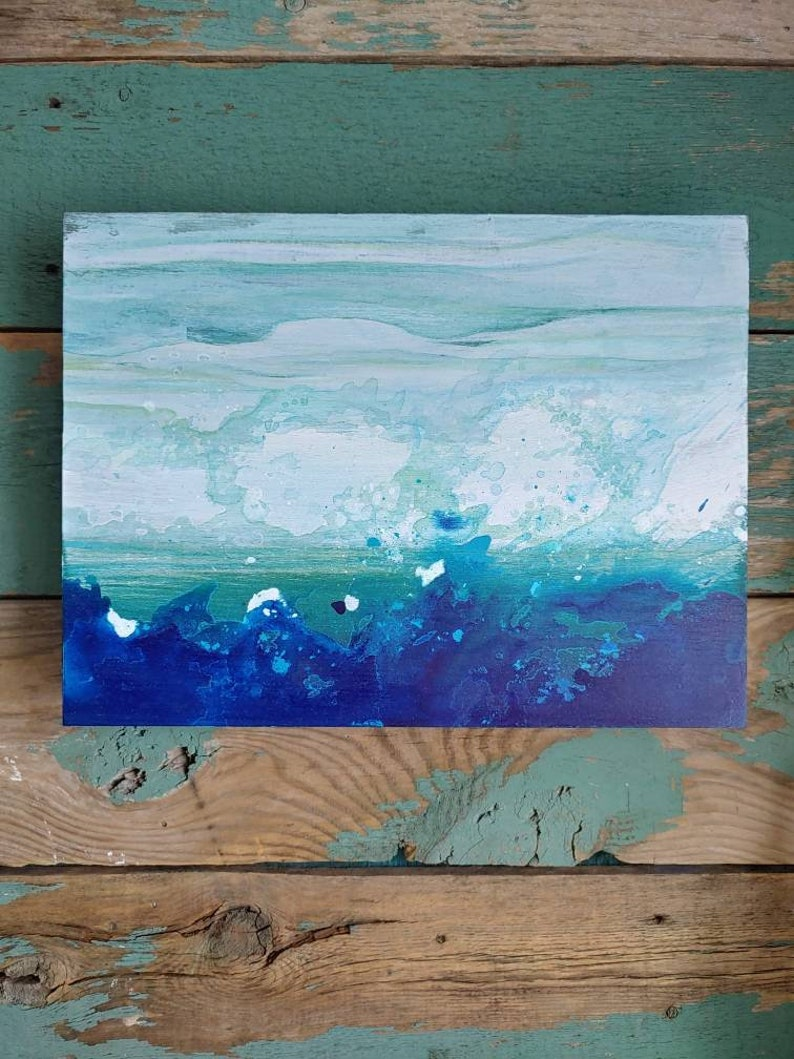 Surface V abstract painting abstract art abstract painting image 0