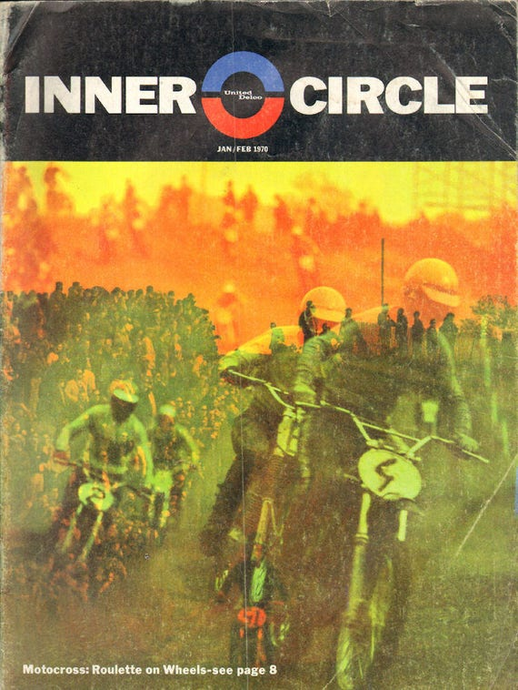 1970 Jan. / Feb. United Delco Inner Circle Back-Issue Magazine #mb835