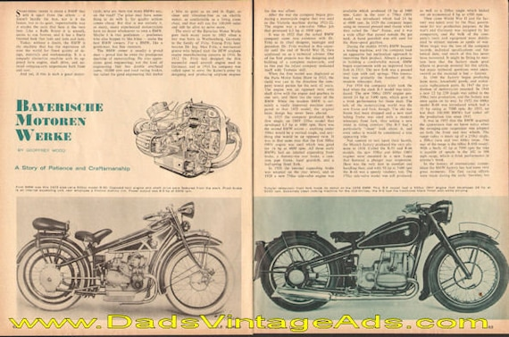 1965 BMW - A Story of Patience and Craftsmanship 4-Page Article #d65ja23