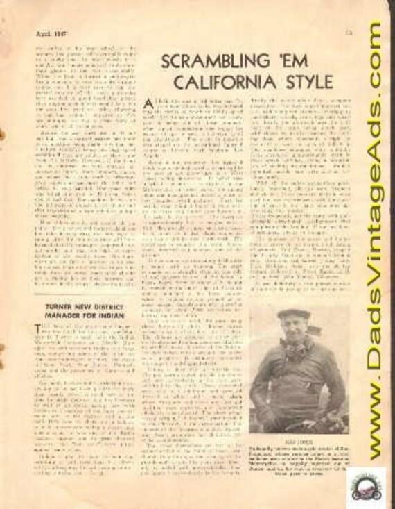 1947 Hap Jones out of danger after serious road collision Photo/Caption #t47da03