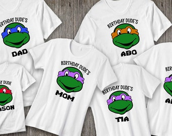 Ninja Turtles Shirts