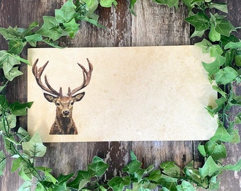 Long Stone Stag Worktop Saver, Country Kitchen Decor