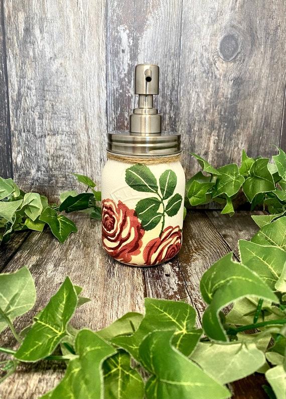 Emma Bridgewater Floral Soap Dispenser