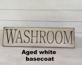 Primitive Bathroom Etsy