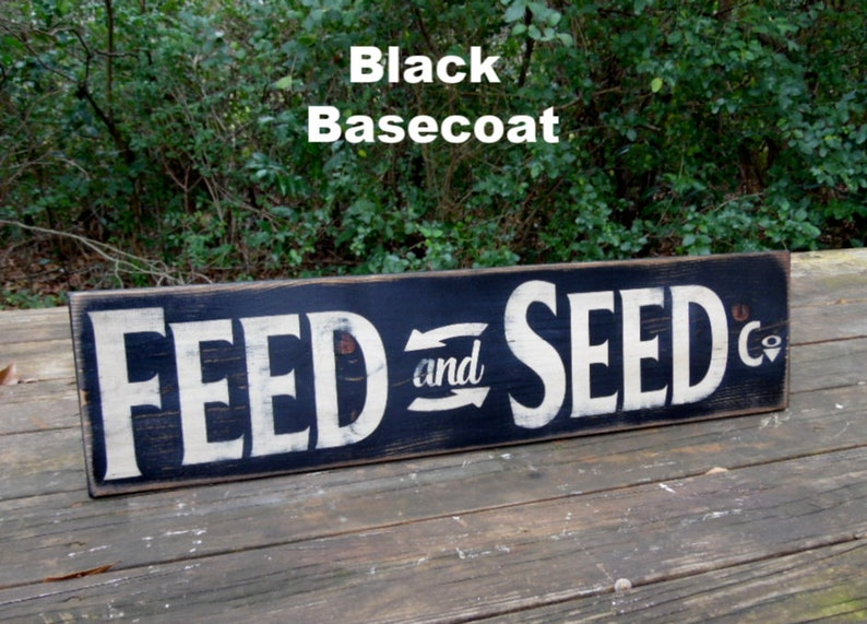 Feed And Seed Signs Farm Signs Feed And Seed Primitive Signs Farmhouse Signs Farming Signs Feed Signs Seed Signs