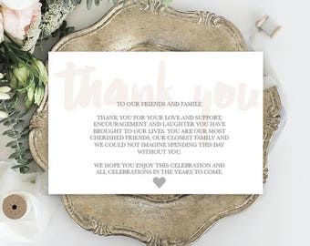 wedding welcome letter wedding thank you letter wedding diy thank you wedding welcome bag gift baskets thank you card printable pdf template