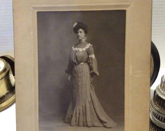Beautiful, vintage photo, Victorian photograph, antique photography
