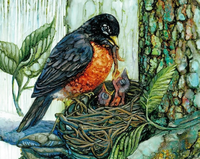 Robin Redbreast - 33% off with purchase of 3 or more