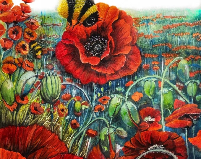 Poppy Bees - 33% off with purchase of 3 or more