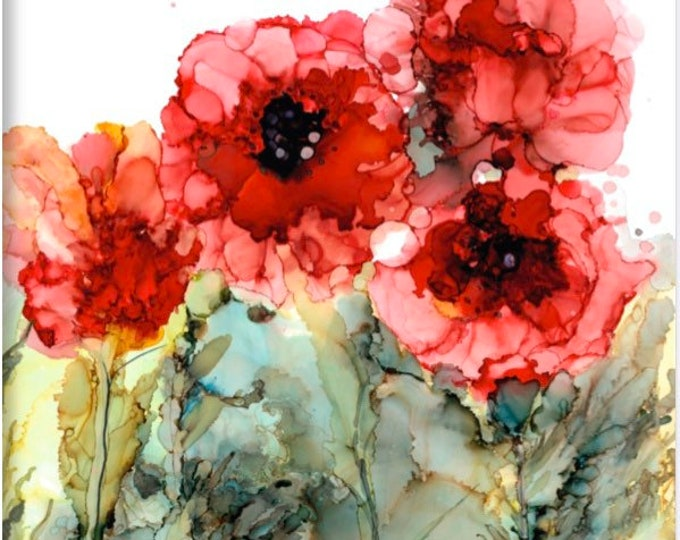 Poppies 1 - 33% off with purchase of 3 or more