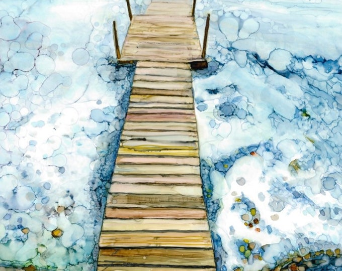 Winter Dock - 33% off with purchase of 3 or more