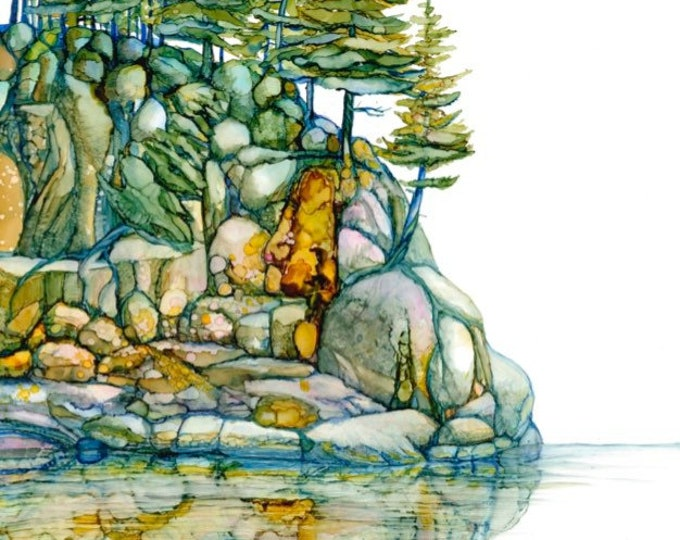 Northern Shore 4 - Lake Superior - 33% off with purchase of 3 or more