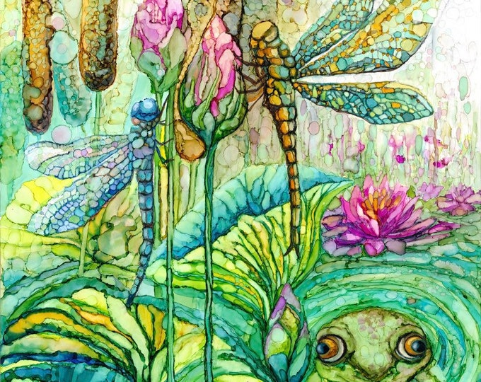 Pond Life - 33% off with purchase of 3 or more