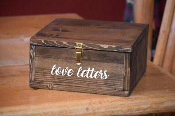 Love  Keepsake box