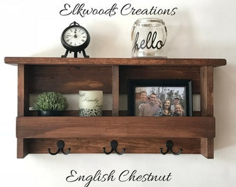 Entryway Shelf Etsy