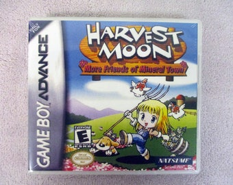 Harvest moon game | Etsy