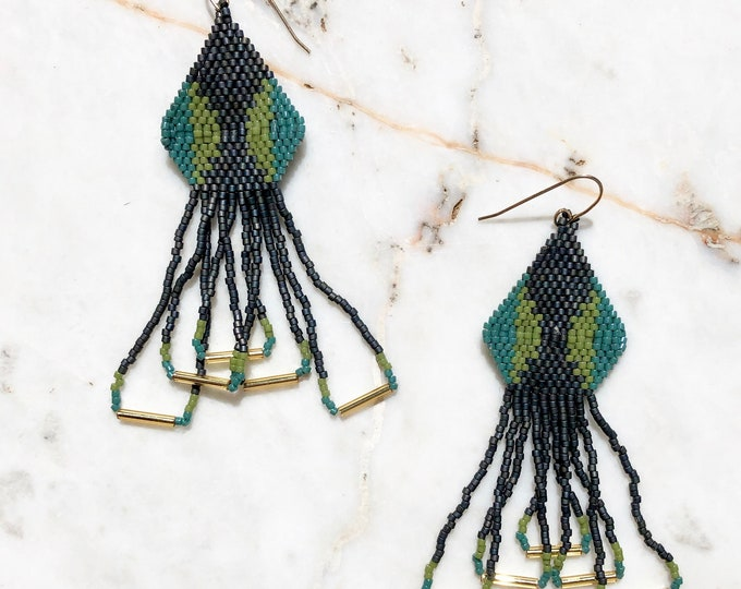 Tulipa Earrings