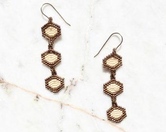Tres Sol Earrings