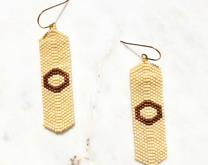Sol Ivory Earrings