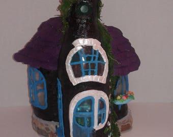 Gothic fairy house