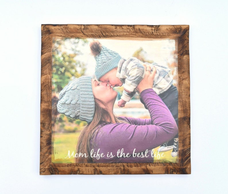 Mom Birthday Gift Gifts Wife New From Daughter Photography Custom Signs Personalized Wood
