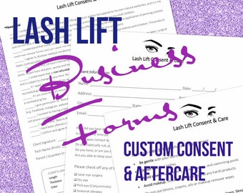 Eyelash Extensions Lash Business Custom add your Logo | Etsy