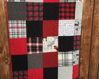 Flannel Quilt.