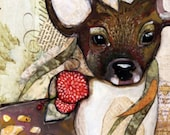 "Vintage Home Decor Reproduction 8""x10"" 