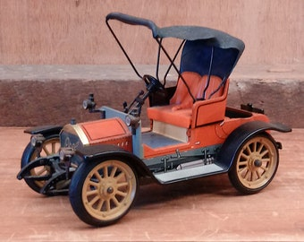 Schuco 1909 Opel Doktor Wagen Consul Tabletop Lighter - Western Germany