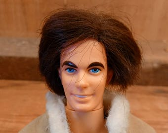 1973-75 Mod Hair Ken Barbie Doll #4224