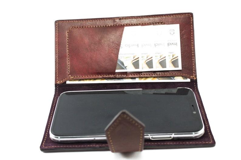 iPhone 1111Pro11ProMaxXXRXsMax78 Wallet Leather Phone Case choose the model