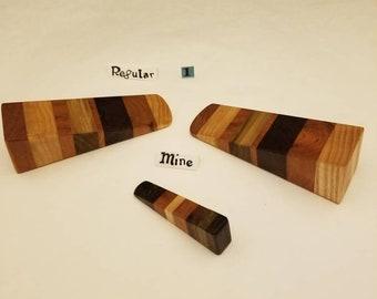 Beautiful handcrafted doorstops different patterns