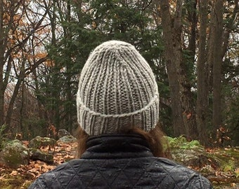TOPO    100% wool, Hand knit in Canada