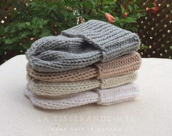 PAUL   Soft knit hat 100% wool