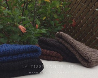 PAUL   Unisex wool knit hat