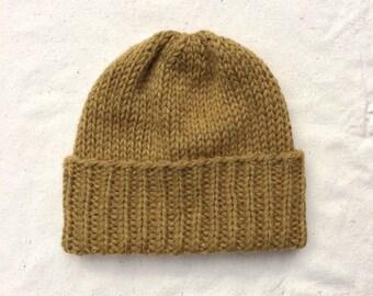 PAUL   Unisex winter wool knit hat