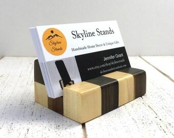 Carte De Visite Stand Tlphone Cellulaire Porte Cartes Daffaires Damier Affichage Accessoires Bureau Cadeau