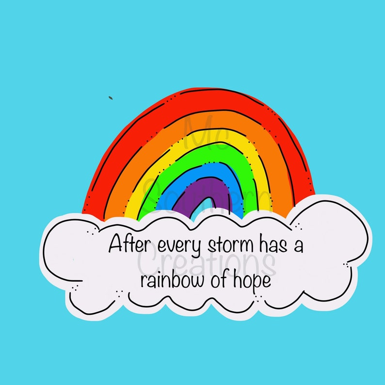 TEMPLATE : Rainbow Baby Hospital Door Hanger | Etsy