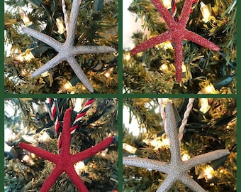 Starfish Ornaments (6 per pack)
