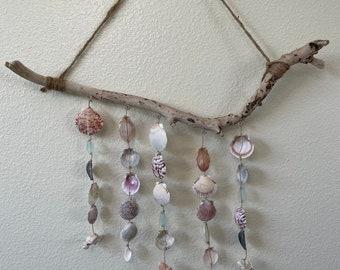 Driftwood & Seashell Wind Chime
