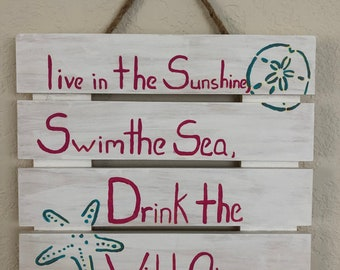 Live in the Sun Sign