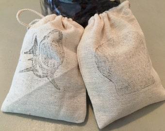 Bag of Beach Fossils!