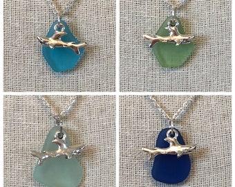 JAWSome Sea Glass Necklaces