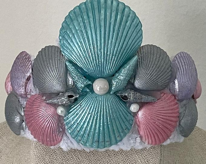 Children's Mermaid Crown